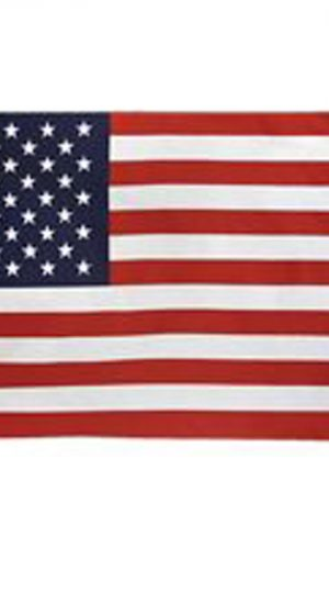 US Nylon Outdoor Flag with Heading & Grommets - Flagsource Unlimited