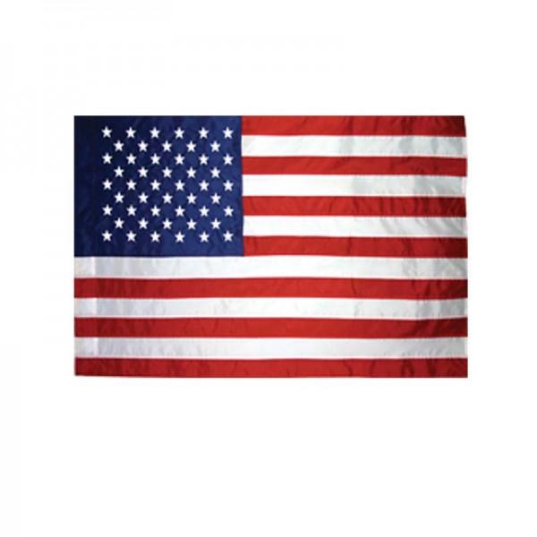 US Indoor Banner Flag Plain