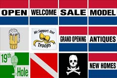 Message and Novelty Flags