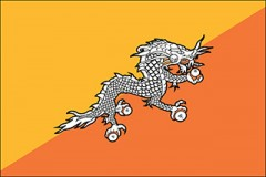 bhutan-flag