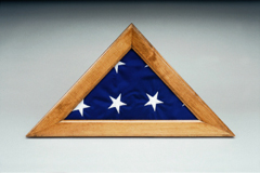 Flag Memorial Cases