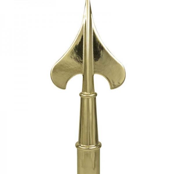 Metal Army Spear Brass
