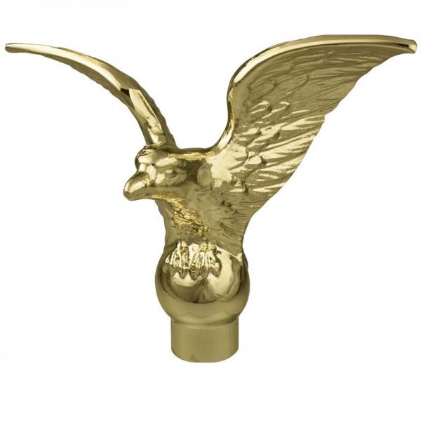 Metal Flying Eagle Gold