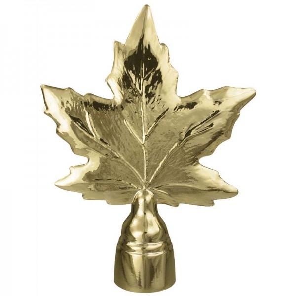 Metal Maple Leaf Gold