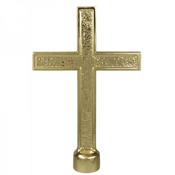 Metal Passion Cross Gold