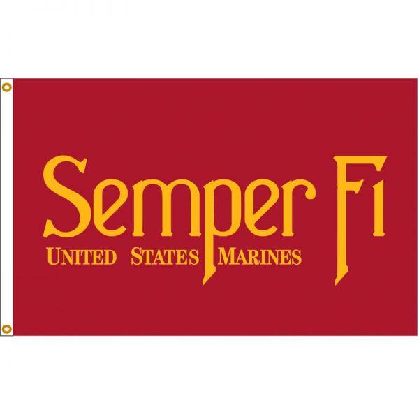 Semper Fi US Marine
